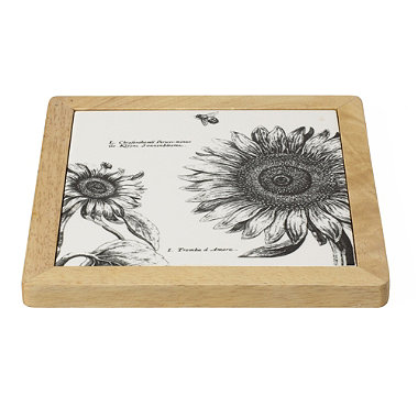 Sunflowers Trivet