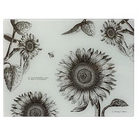 Sunflowers Glass Worktop Saver