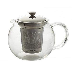 Lakeland Teekanne mit Teefilter aus Glas, 600 ml