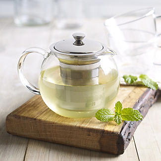 Lakeland Glass Teapot with Infuser 600ml alt image 2