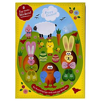 20 Springtime Egg Stickers alt image 2