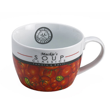 Tomato and Basil Soup Mug