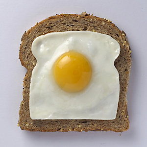 Toast Topper Egg Ring