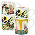 Kew Gardens Set of 4 Mugs