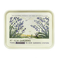 Kew Gardens Melamine Tray