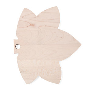 Maple Leaf Chopping Board