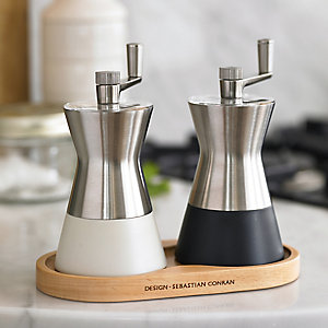 Sebastian Conran Salt and Pepper Set