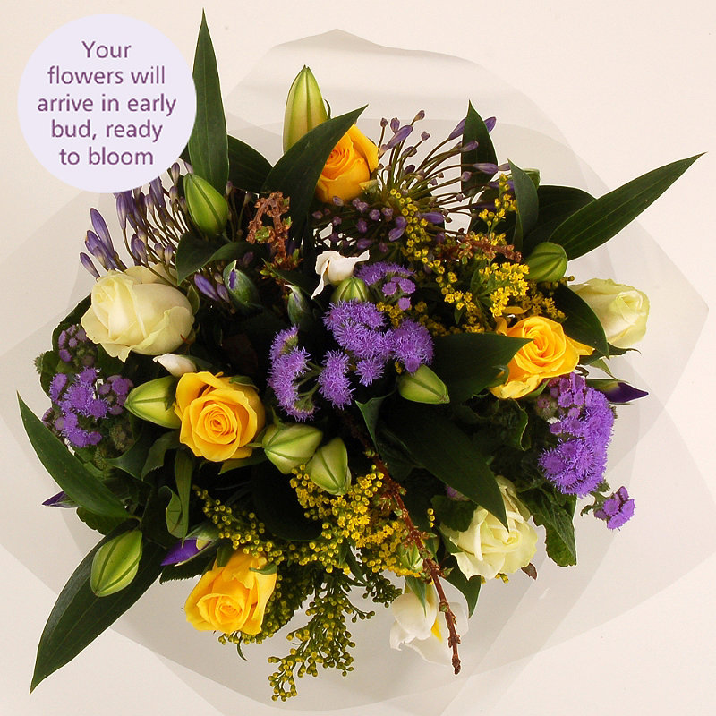 Country Delight Bouquet with free express delivery