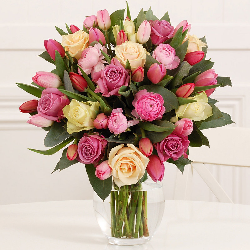 Springtime Bouquet with free express delivery