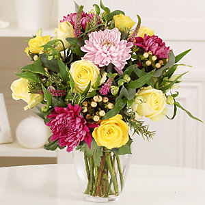 Pastel Spring Bouquet with free express delivery