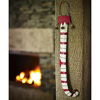 Jingle Bell Stocking Decoration