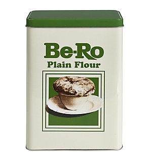 Be-Ro Plain Flour Tin