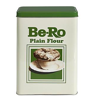 Be-Ro Plain Flour Tin