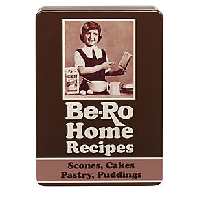 Be-Ro Book Tin