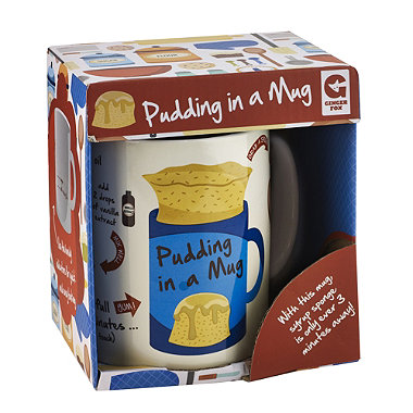 Pudding In A Mug