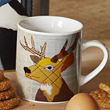 Magpie Beasties Mr Stag Mug