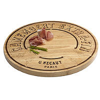 DRH Wooden Brie & Camembert Cheese Serving Board