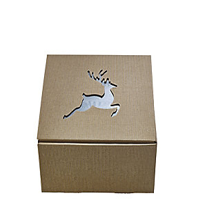 Small Reindeer Gift Box