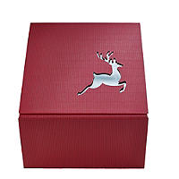 Medium Reindeer Gift Box