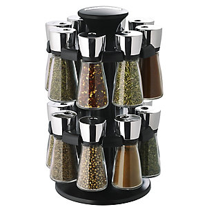 Cole and Mason 16 Jar Herb Carousel