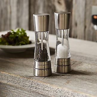 Cole and Mason Derwent Salt and Pepper Mill Set