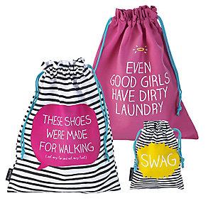Happy Jackson Travel Bags