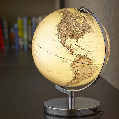 Gentlemen's Hardware Globe Light