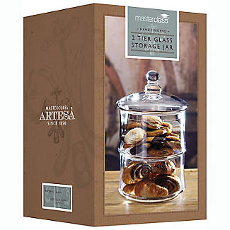 Artesa 2-Tier Storage Jar alt image 4