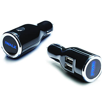 iWalk Charger Dolphin Dual USB Car Charger alt image 1
