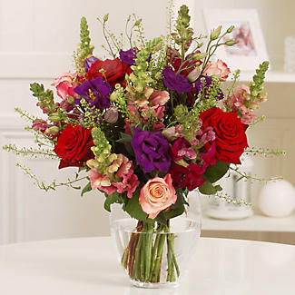 Summer Snapdragon Bouquet With Free Express Delivery