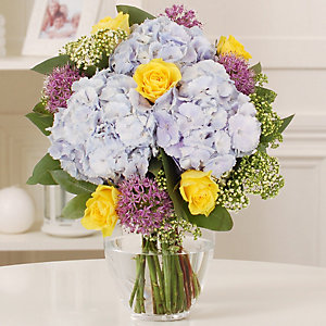English Garden Bouquet With Free Express Delivery