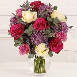 Sweet Lavender Bouquet With Free Express Delivery