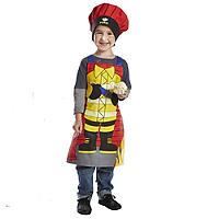 Fireman Children's Apron