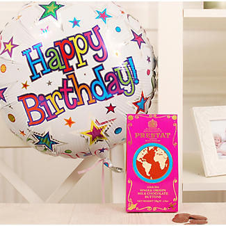 Happy Birthday Gift Set With Free Express Delivery alt image 3