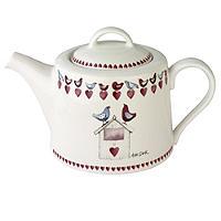 Love Birds Teapot