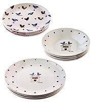 Love Birds Dinnerware Set