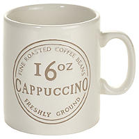 James Sadler 16oz Cappuccino Mug