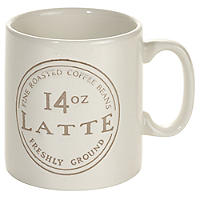 James Sadler 14oz Latte Mug
