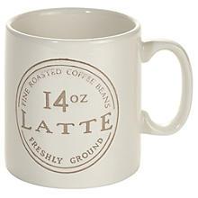 James Sadler 14oz Latte Mug