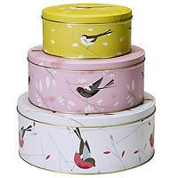 Magpie Birdy Cake Tins