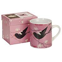 Magpie Birdy Blackbird Mug