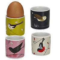 Magpie Birdy Egg Cups