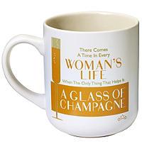 Woman's Life Mug