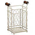 Rustic Wire Utensil Holder