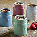 Mason Ceramic Shot Glasses