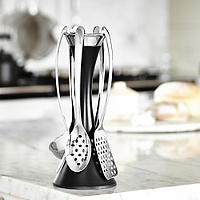 Robert Welch® 5-Piece Utensil Stand Set