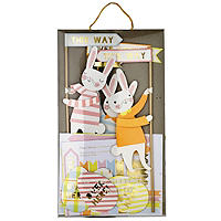 Hip Hop Hooray Egg Hunt Kit