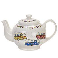 Caravan Trail Teapot