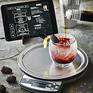 Perfect drink cocktail app weighing scales lakeland for Perfect drink bluetooth scale