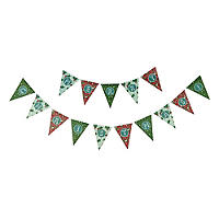 Christmas Window Bunting Decoration